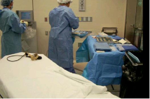 smed u operacionoj sali