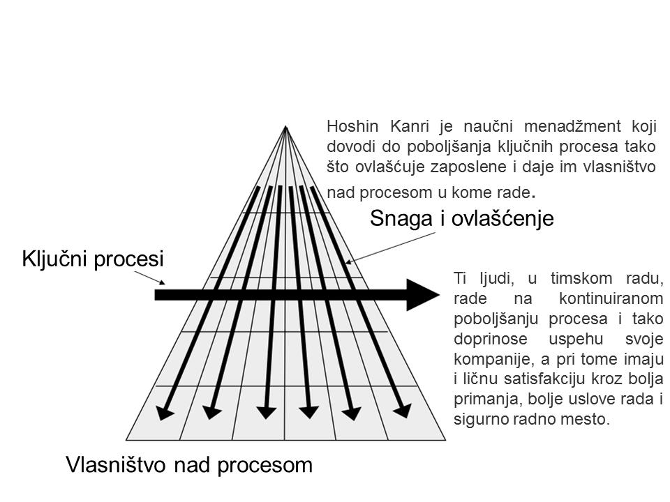 Hoshin Kanri naucni menadzment