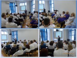 Predavanje u Urgentnom centru 09.04.2014