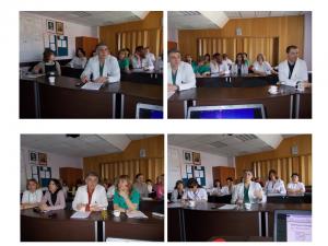 Rad tima na poboljšanju procesa i stanja na klinikama