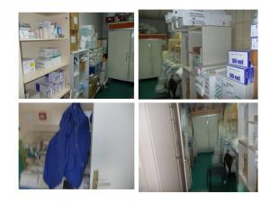 Zatečeno stanje na klinikama pre Kaizen događaja